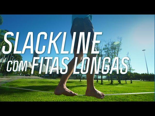 Como praticar o Longline | Manual de Slackline | Canal OFF