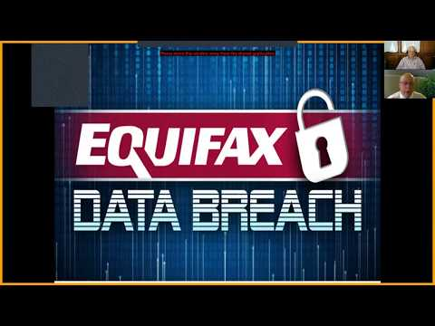 Lesson 257  Ron s Paul Ritter on the Equifax Breach