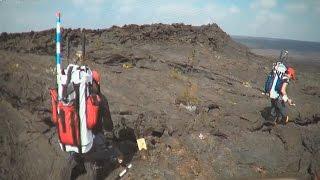 NASA Preps For Mars On Hawaii Volcano