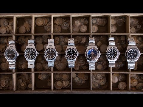 Reference Points: The Rolex Sea-Dweller