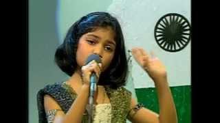 "Akshada Bandekar 8 yrs sings "" chhodo kal ki battein "" in Konkani"