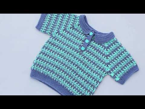 Crochet Summer Sweater #crochet