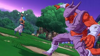 Dragon Ball FighterZ - GOGETA Dramatic Finish & All Supers @ 1440p (60ᶠᵖˢ) ✔