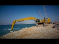 Cat® Hydraulic Shovels | Custom Solutions for Dredging Industries