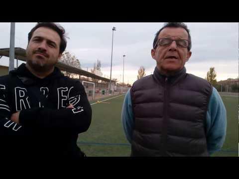 Entrenadores de Club Bucaneros Rugby tras el partido ante Mezquita Rugby sub18