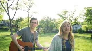 I Want It That Way - Backstreet Boys | Official Cover Music Video by Julia Sheer & Landon Austin