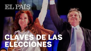 EXPLAINER | Las elecciones en Argentina explicadas en dos minutos