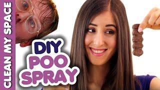 DIY Poo Spray! (Clean My Space)