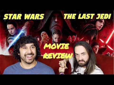Star Wars: The Last Jedi MOVIE REVIEW!!! w/ The Reel Rejects