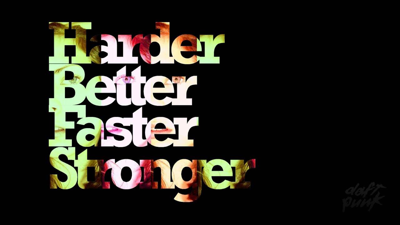 Daft Punk - Harder Better Faster Stronger (Groovelock Dubstep Remix) - YouTube