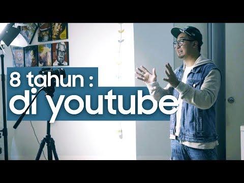 8 Tahun di Youtube...