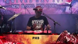 PHB ( Part.1 ) Live at HELLPRINT UNITED DAY IV