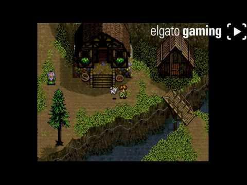 Lunar: Silver Star Story Complete- Sega Saturn- Gameplay