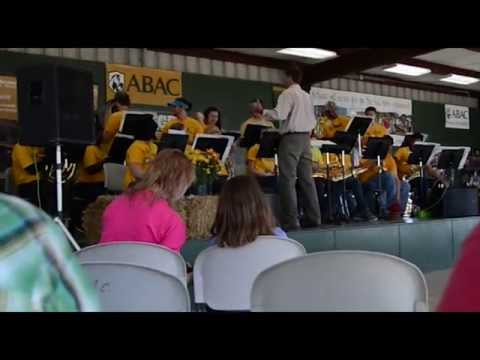 Thundering Herd Pep Band Performs At Sunbelt Ag Expo