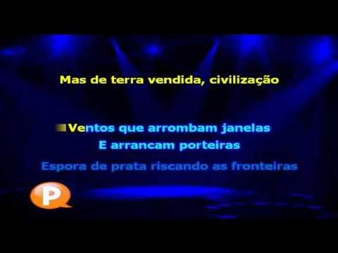 Almir Sater   Peão - Karaoke