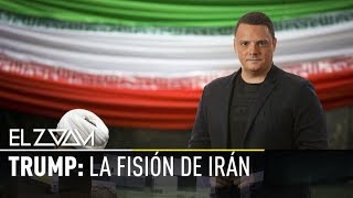 Trump: La fisión de Irán