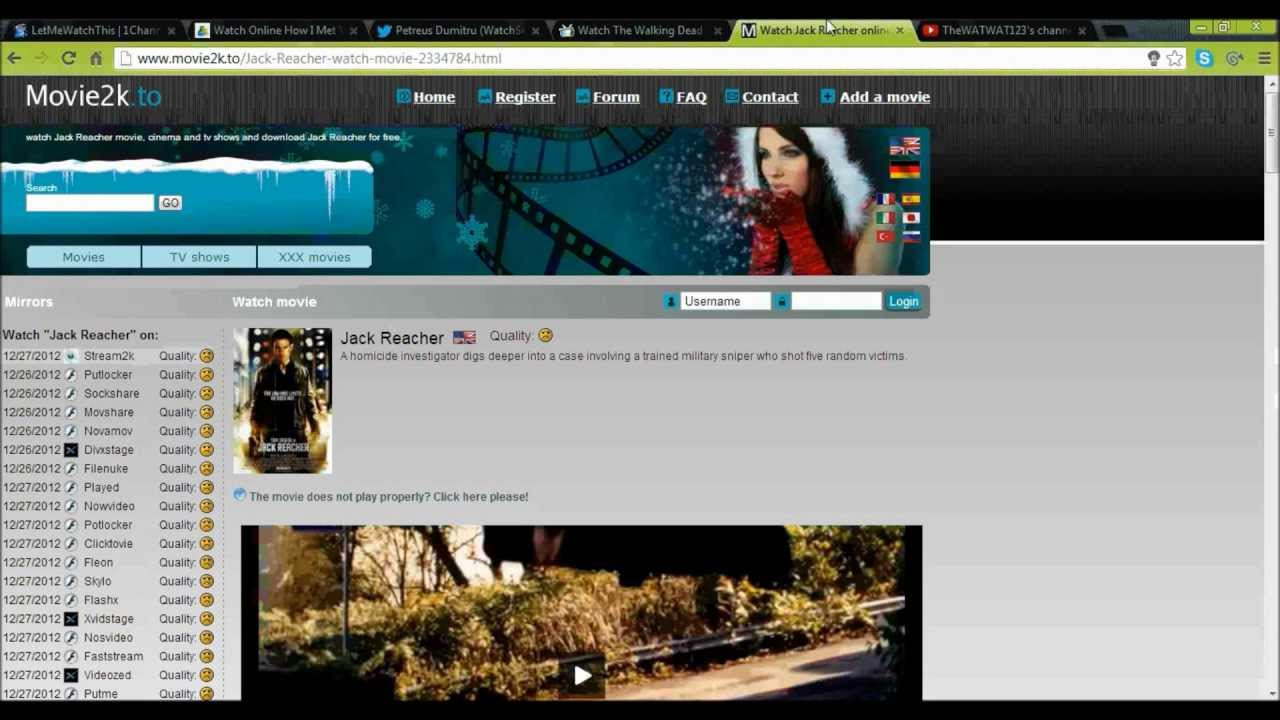 Watch free full length tv shows online without downloading.