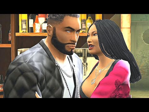 Def Jam Fight For NY Story Part 2 HARD HD1080P