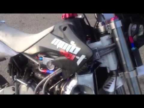 Tomoz 150cc Turbo Turbo Pit Bike Turbo Motovert Turbo Thumpster