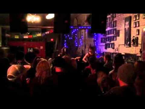 Les Chaussettes - Volcanos (clip) live at the Smilin Buddha Cabaret Vancouver 2016