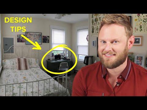 Bobby Berk Gives Home Decoration Advice