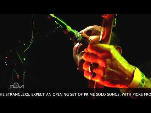 Hugh Cornwell Electric The Monster Tour - Òran Mór 14th November 2018