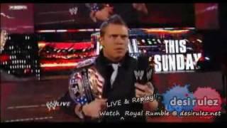 DesiRulez.NET - WWE Monday Night Raw - 01/25/10 - 25th January 2010 - Part 3