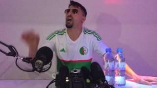 Rédouane BH - CAN 2017 Réaction d