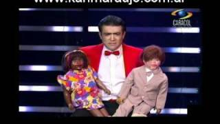 Argentinian Comediant Ventriloquist/ventrilocuo comediante argentino thumbnail