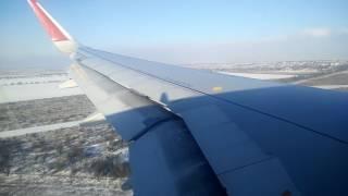 Посадка А320 в Аэропорту Симферополь