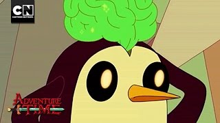 The Real Gunter I Adventure Time I Cartoon Network