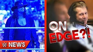 Undertaker Signed To Full Time Wrestling Contract?! Vince On Edge Recently?! - WWE News Ep. 234