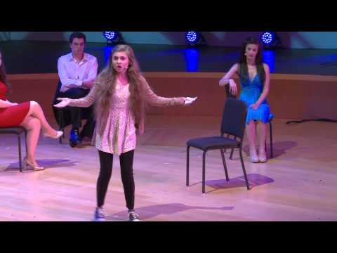 Arielle Hoffman | Theater | 2014 National YoungArts Week thumbnail
