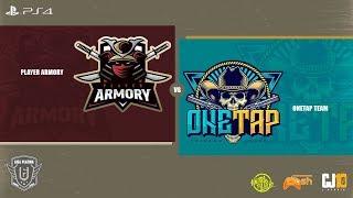Liga Platina #5 - Rodada 3 (PS4) Player Armory X OneTap Team