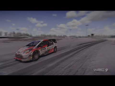 WRC 9 FIA World Rally Championship Career Mode Sweden |