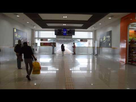Bandar Tasik Selatan Bus Terminal