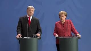 Глава держави: Моя амбіція – ми маємо пройти весь шлях до членства в ЄС та НАТО