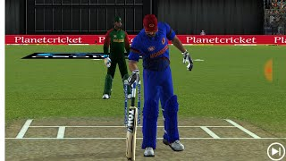 Tri-Series 3rd T20  Bangladesh vs Afghanistan Real Cricket 19 Full Match Gameplay Highlights