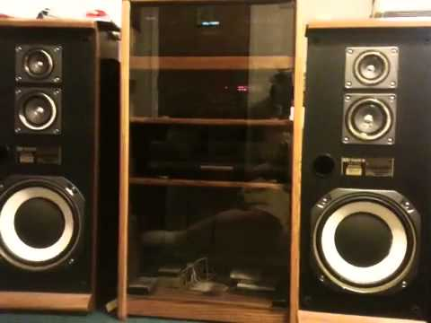 sony and fisher sound system youtube