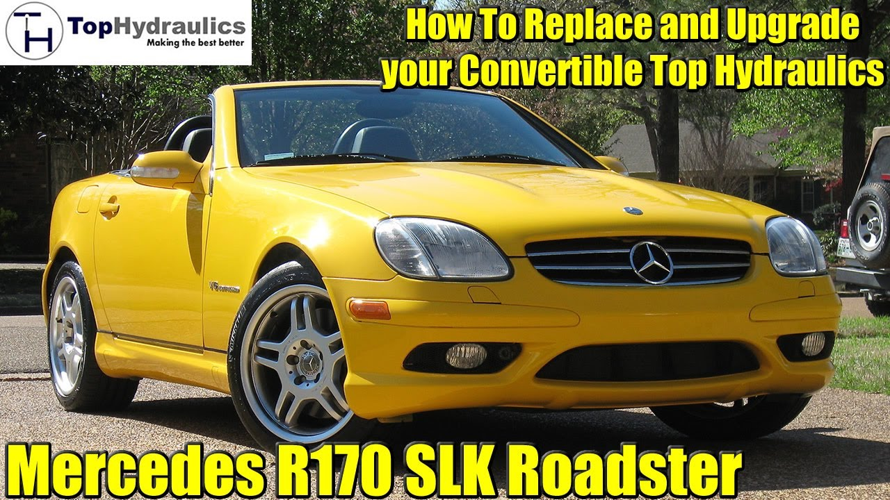 Rebuild Service for your Volkswagen Cabriolet Top Hydraulic Cylinder