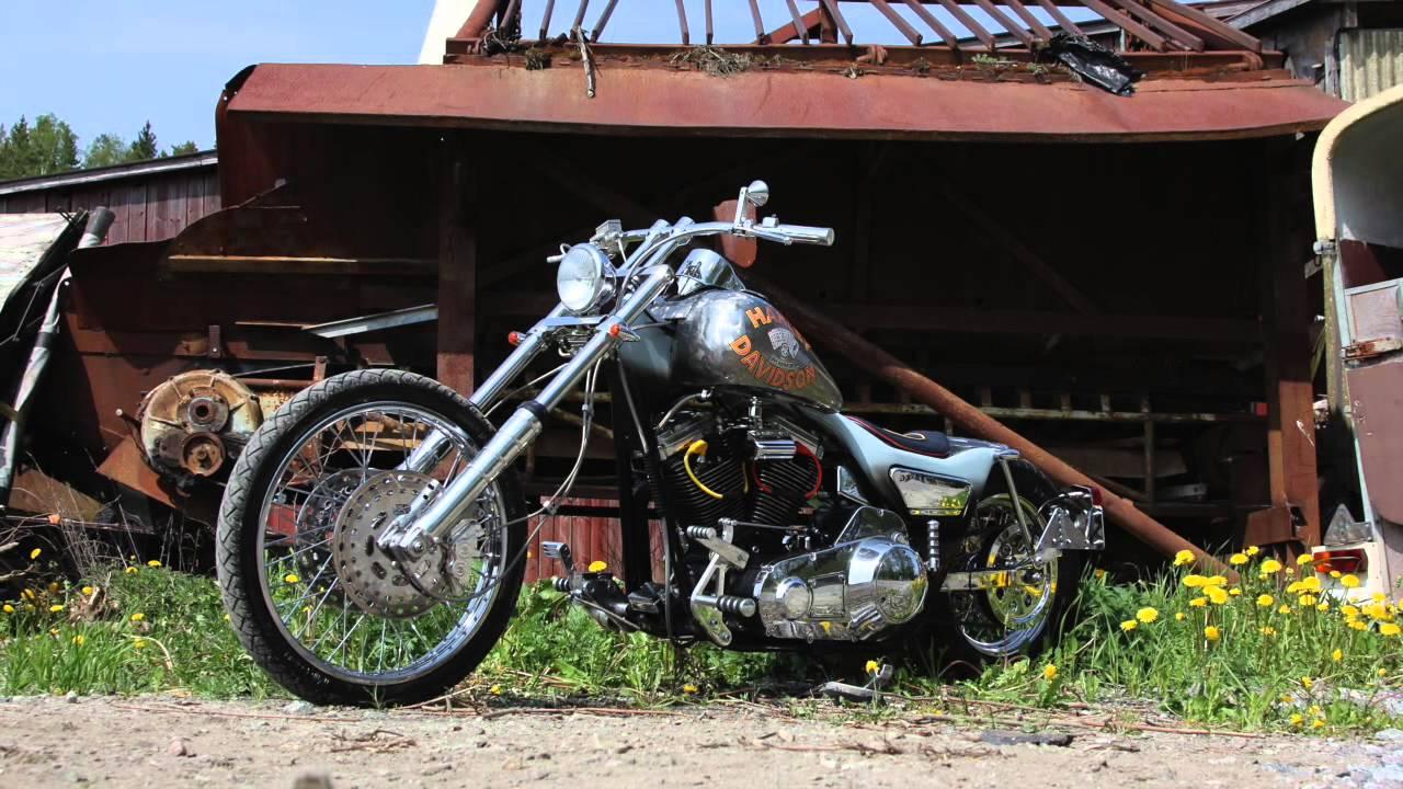 Harley Davidson And The Marlboro Man Bike Youtube