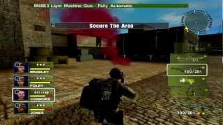 Conflict:Desert Storm II-Back To Baghdad |Mission 2-Street Battle| (2/2)