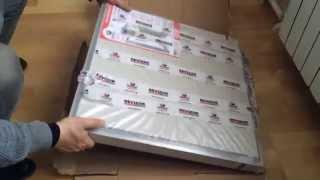АлюКлик-М Revizor люк под плитку от Колизей Технологий (распаковка)(Люк под плитку модель АлюКлик-М, марки Revizor®, нажимной. Подробнее http://goo.gl/eFzBp2., 2015-02-15T15:28:13.000Z)