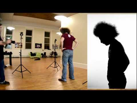 Zack Arias Flash Photography - 5 Min Portrait