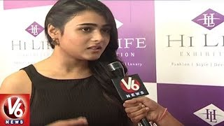 Arjun Reddy Actress Shalini Pandey Exclusive Face To Face Interview | V6 News