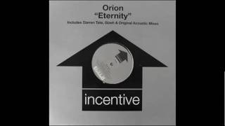 Orion - Eternity (Darren Tate Mix)