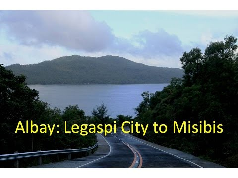 Albay: Legaspi City to Misibis