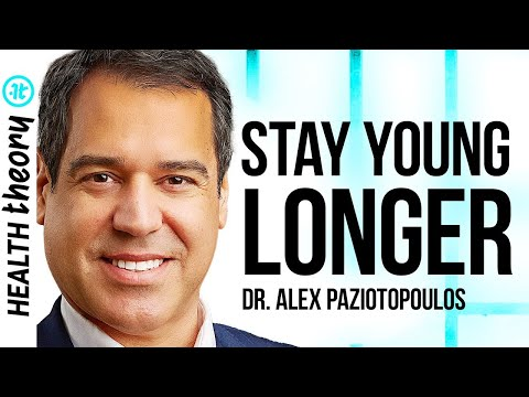 Anti-Aging Expert Reveals Secret to Staying Young | Dr. Alexander Paziotopoulos on Health Theory