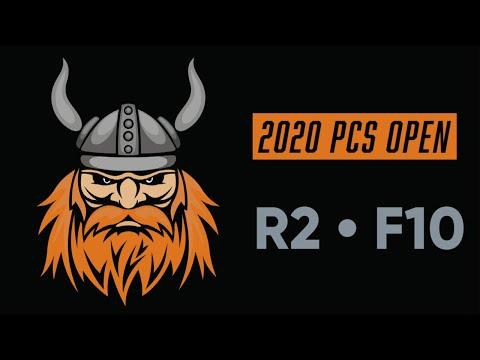 2020 PCS Open • R2 • F10 • Knut Håland • Ståle Hakstad • Peter Lunde • Andreas Havnegjerde