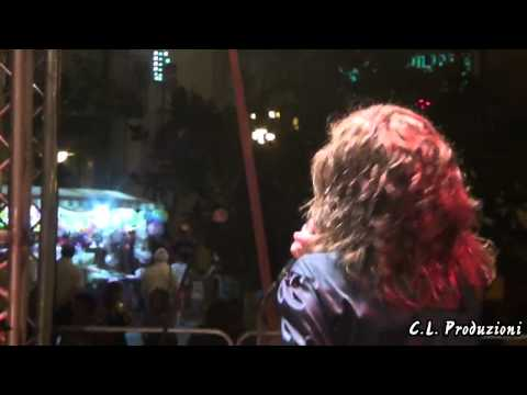 Giusy Pusateri Al Roccella Festival. Edizione 2011
